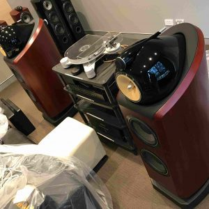 Bowers & Wilkins 802 D2