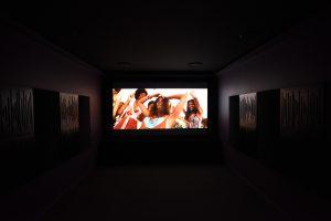 Bowers & Wilkins flush cinema