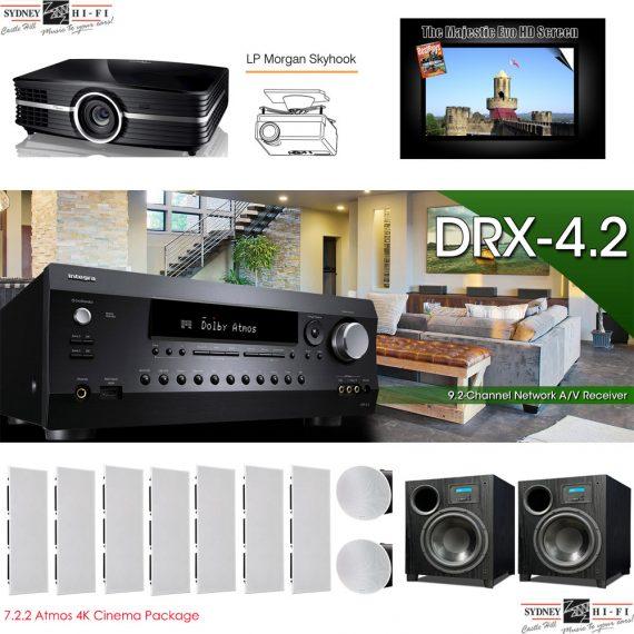 Krix 7.2.2 Atmos 4k Cinema