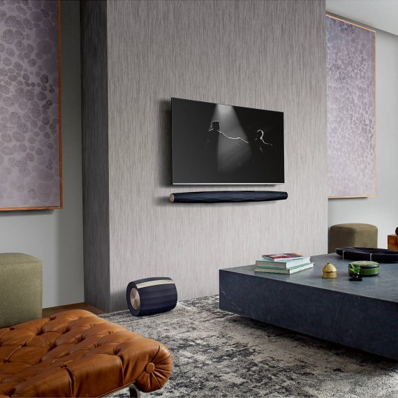 Bowers and Wilkins Formation Bar
