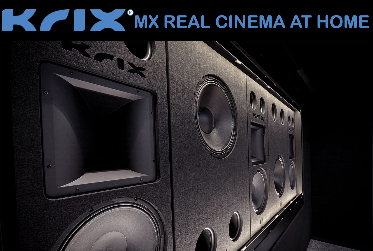 Krix MX REAL CINEMA AT HOME