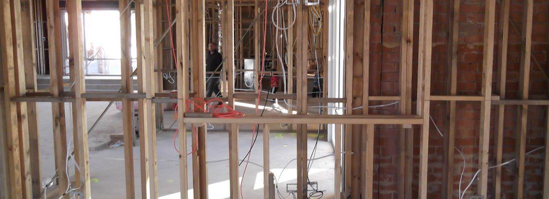 Pre-wire in framework