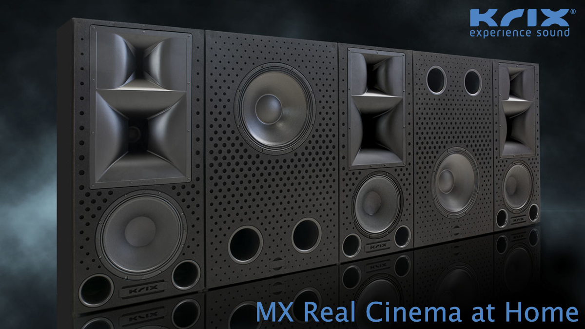 KRIX MX Real Cinema at Home Sydney Hi-Fi Castle Hill