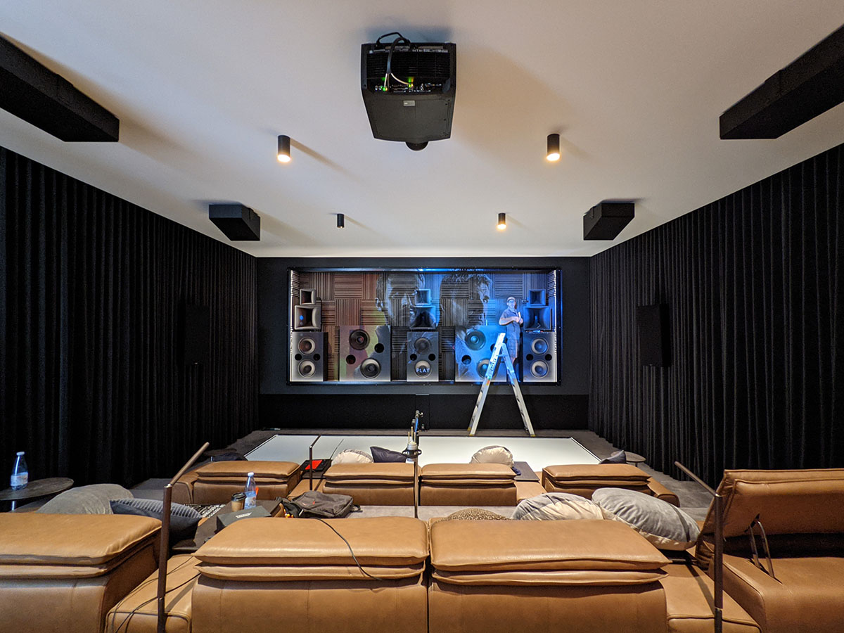 Big Screen Cinema