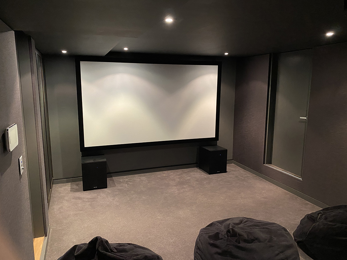 Cinema Renovation
