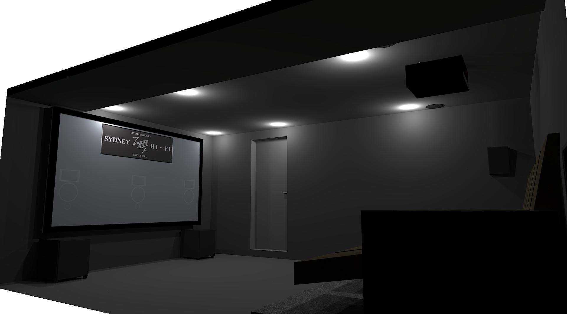 Cinema Renovation
