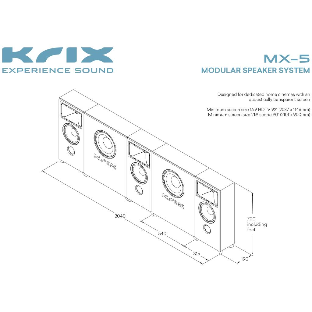 Krix MX-5