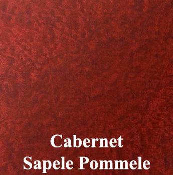 Cabernet Sapele Pommele