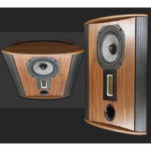 Lecacy Audio Pixel on Wall speakers