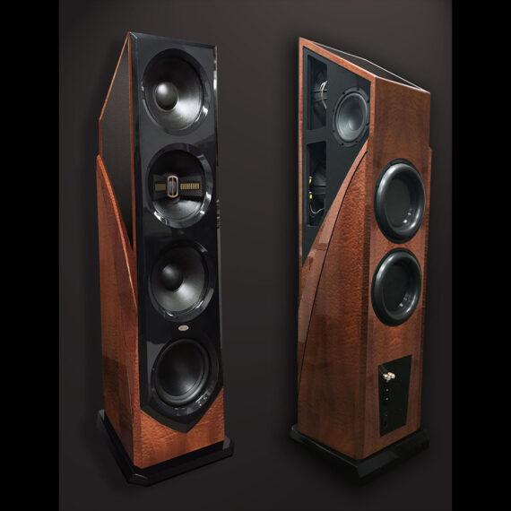 Legacy Audio Valor floor standing speakers