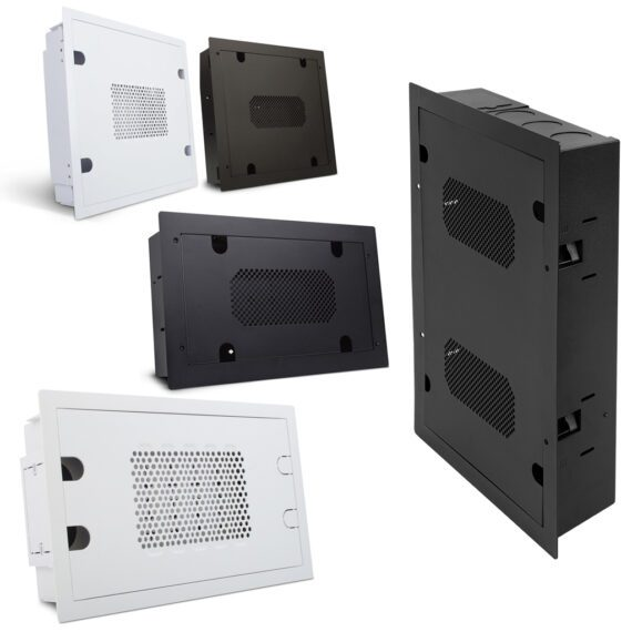 Strong VeraBox Range of recess boxes