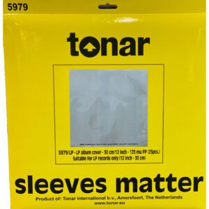 Tonar 12 inch heavy duty outer sleeves