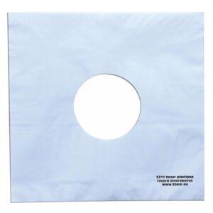 Tonar Plastipap 12 Inch Vinyl Record inner sleeves